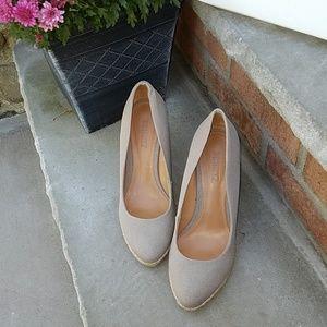 Schutz espadrilles wedge Shoe
